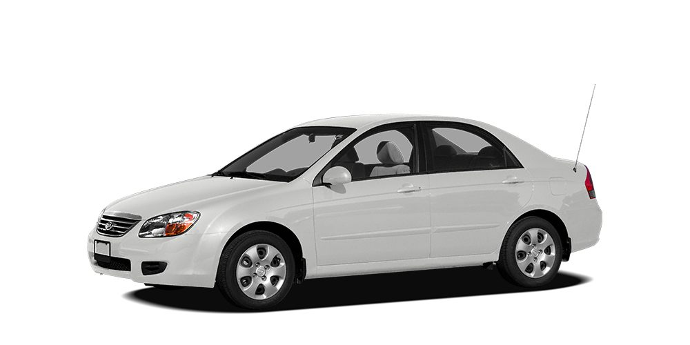2008 Kia Spectra EX CLEAN CARFAX REPORT  ASK ABOUT OUR CREDIT APPROVAL PROGRAM