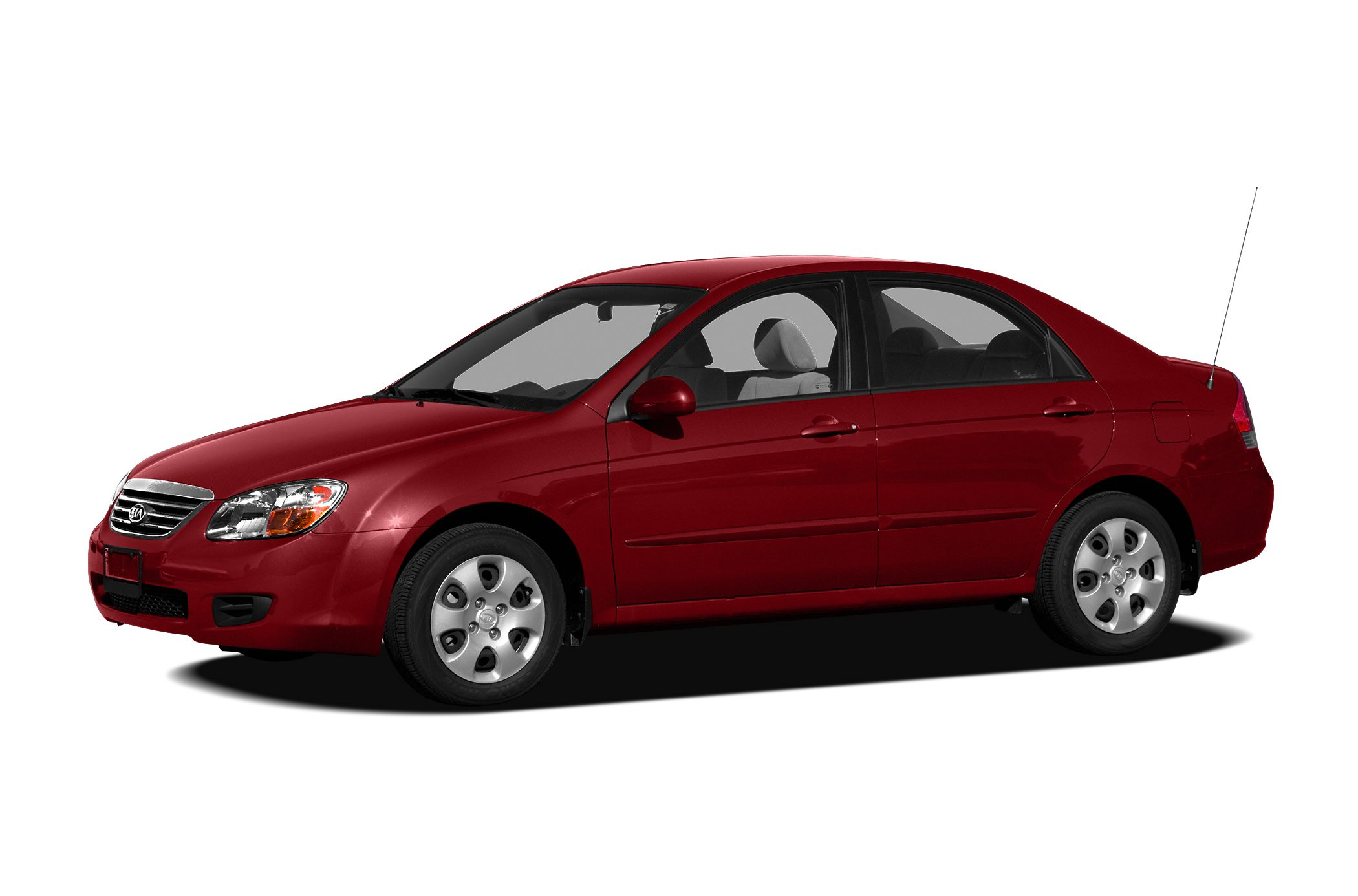 2008 Kia Spectra EX This Spectra is the perfect commuter car It would also be a great gift for th