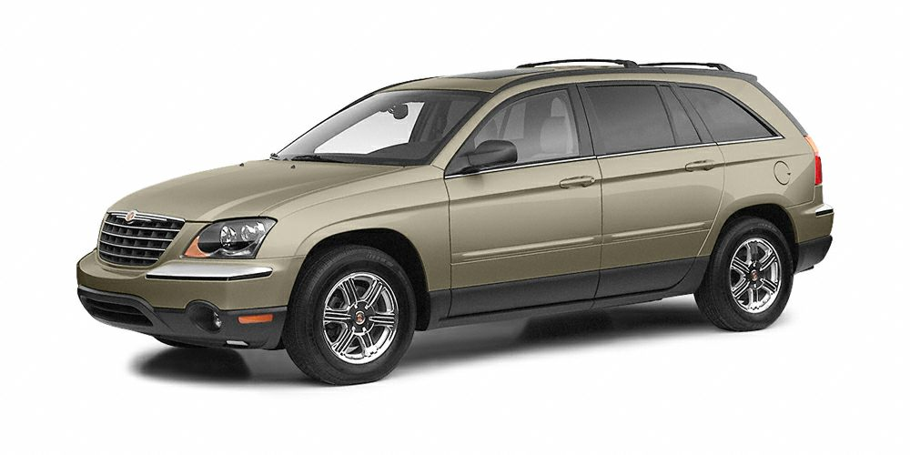 2005 Chrysler Pacifica Touring Win a bargain on this 2005 Chrysler Pacifica Touring while we have