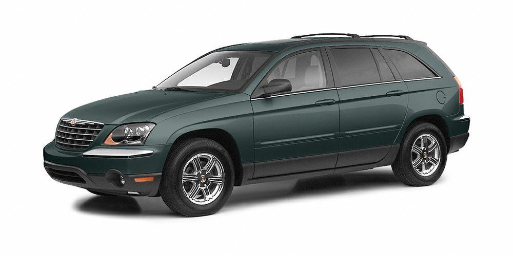 2005 Chrysler Pacifica Touring Miles 136479Color Gray Stock 42035A VIN 2C4GF68415R664182