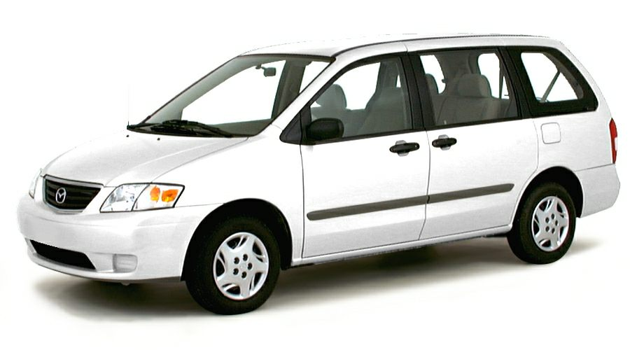 2000 Mazda MPV  DISCLAIMER We are excited to offer this vehicle to you but it is currently in tra
