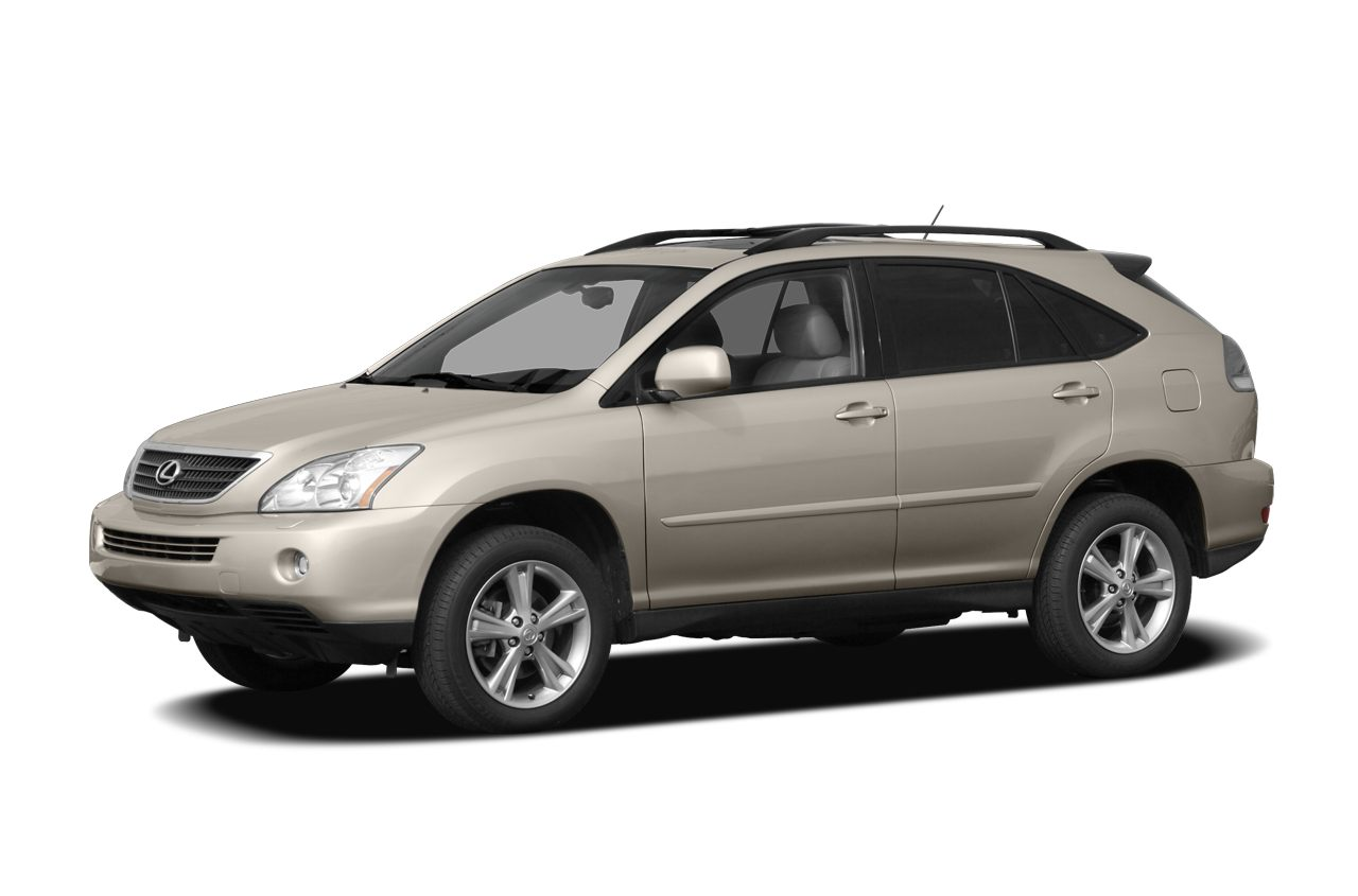 2006 Lexus RX 400h Base LOCAL TRADE WITH CLEAN HISTORY GREAT PRICE AND GREAT HYBRID MPG FIN