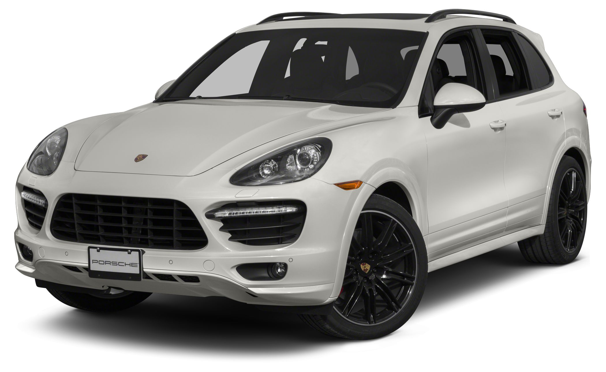 2013 Porsche Cayenne GTS CAYENNE GTS LOCAL VEHICLE UPGRADES INCLUDE NAVIGATION REAR