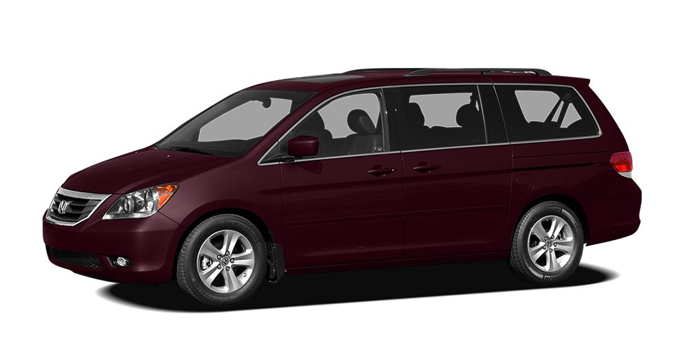 2009 Honda Odyssey EX GREAT MILES 41050 EX trim Third Row Seat Multi-CD Changer Dual Zone AC