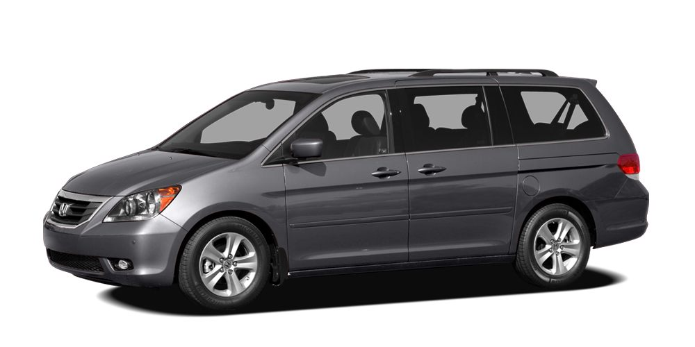 2009 Honda Odyssey EX-L Snag a score on this 2009 Honda Odyssey EX-L while we have it Roomy yet e