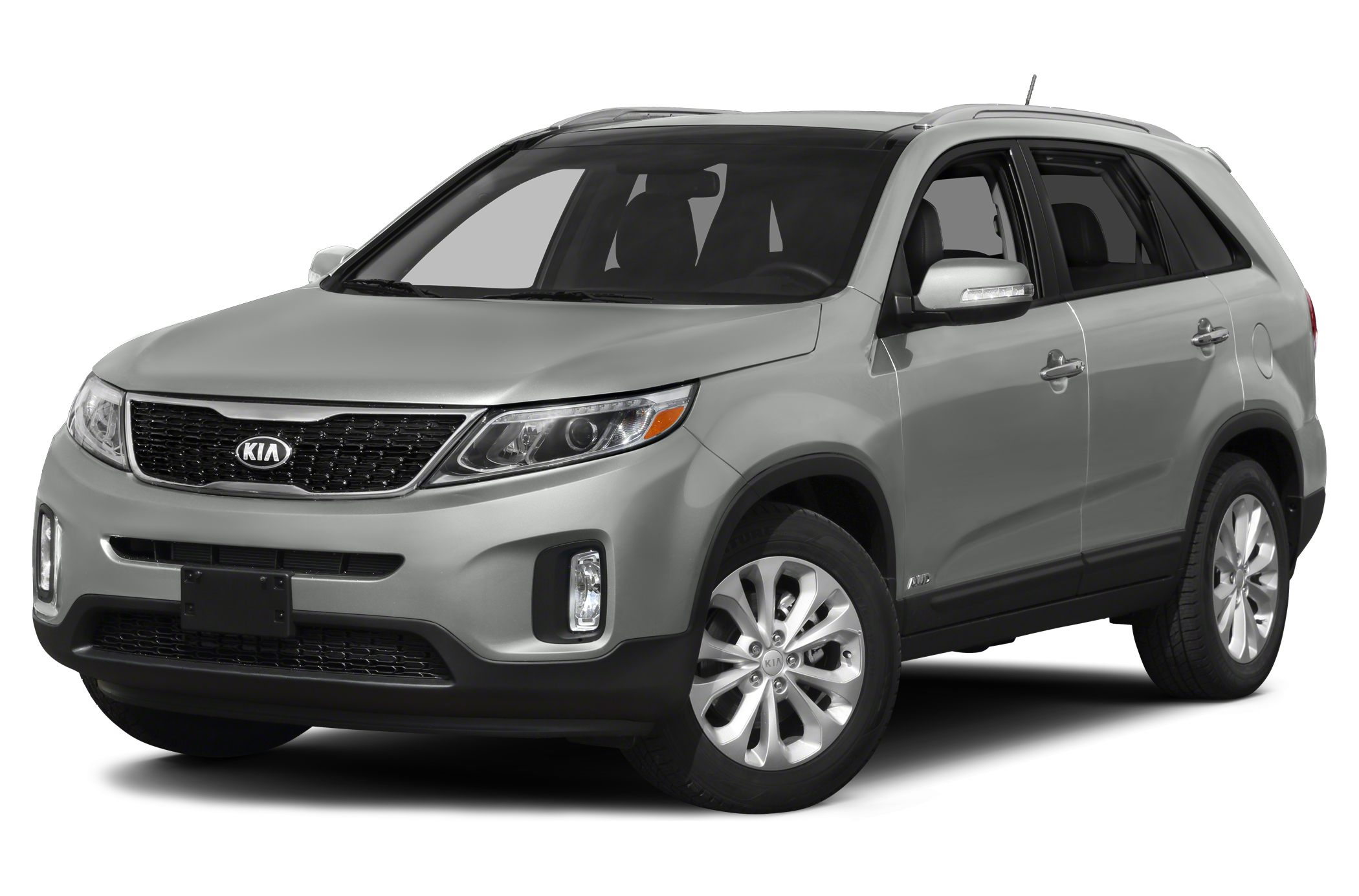 2015 Kia Sorento LX Convenience Package LCD touch Screen Heated Seats 7 Passenger with third ro