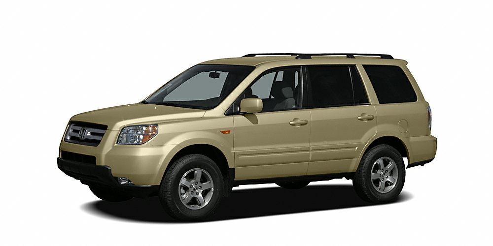 2007 Honda Pilot EX-L w Navigation  WHEN IT COMES TOEXCELLENCE IN USED CAR SALES YOU KNOW YOU