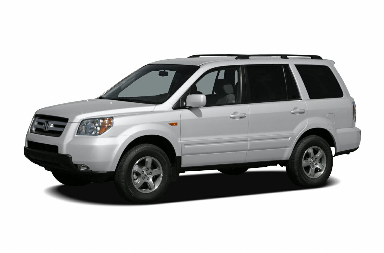 2007 Honda Pilot EX-L w RES 1 owner Clean carfax Stop clicking the mouse because this 2007 Ho