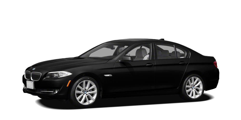 2011 BMW 5 Series 550i Miles 52541Color Jet Black Stock E81958 VIN WBAFR