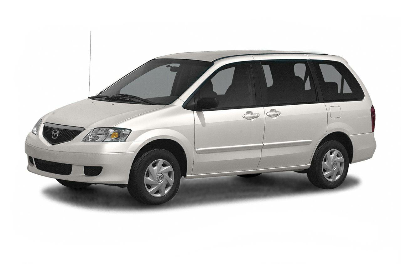 2003 Mazda MPV LX Miles 134689Stock T125121A VIN JM3LW28A830375912