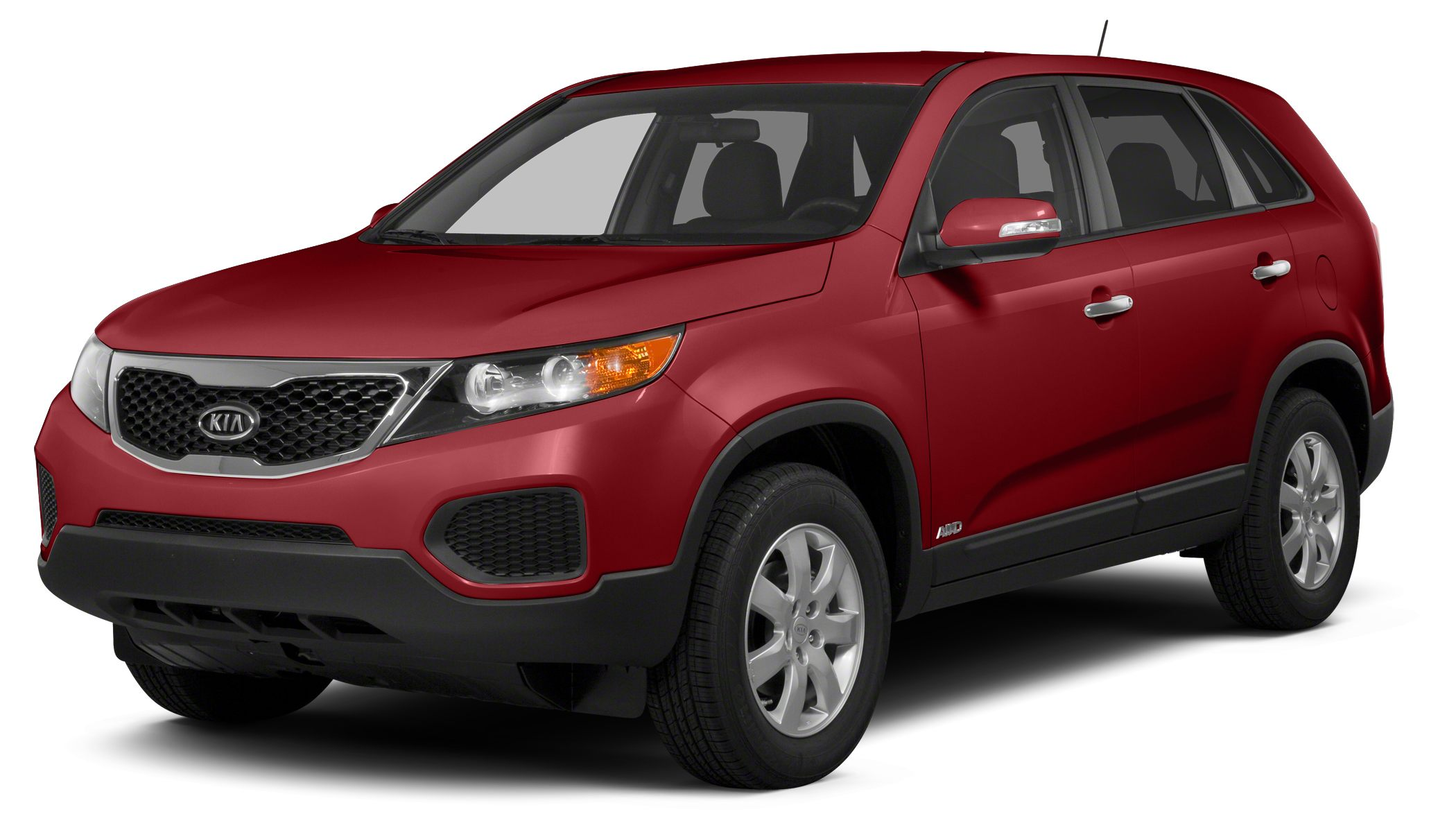 2011 Kia Sorento LX Vehicle Detailed Recent Oil Change and Passed Dealer Inspection Has stickin