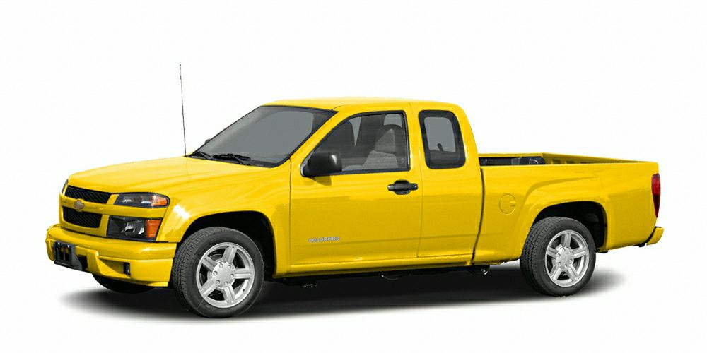 2004 Chevrolet Colorado LS  WHEN IT COMES TO EXCELLENCE IN USED CAR SALESYOU KNOWYOURE AT ST