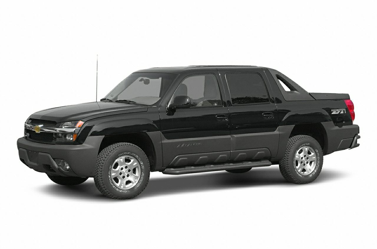 2004 Chevrolet Avalanche 1500 Dual climate control and anti-lock brakes are just a few of the amaz