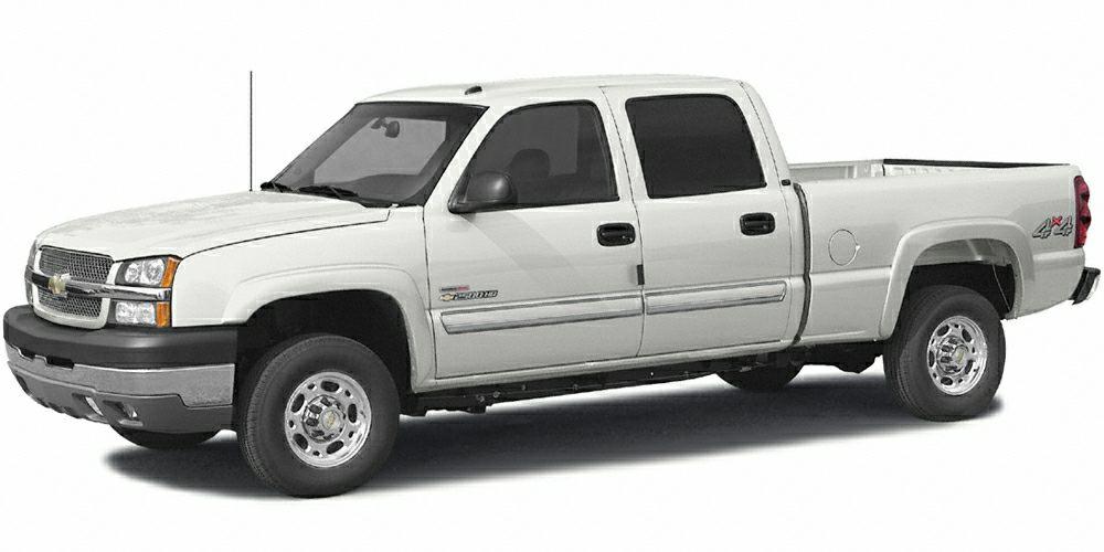 2004 Chevrolet Silverado 2500HD  Miles 182802Color White Stock 16F22B VIN 1GCHK23124F100424