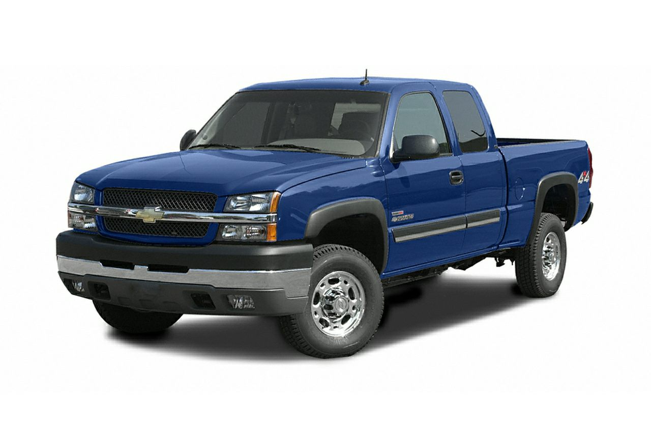 2004 Chevrolet Silverado 2500HD  ITS OUR 50TH ANNIVERSARY HERE AT MARTYS AND TO CELEBRATE WERE O