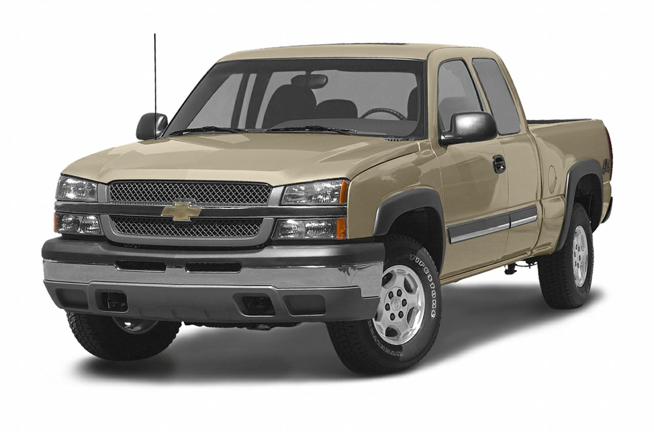 2004 Chevrolet Silverado 1500  Look Look Look Yes Yes Yes Put down the mouse because this 20
