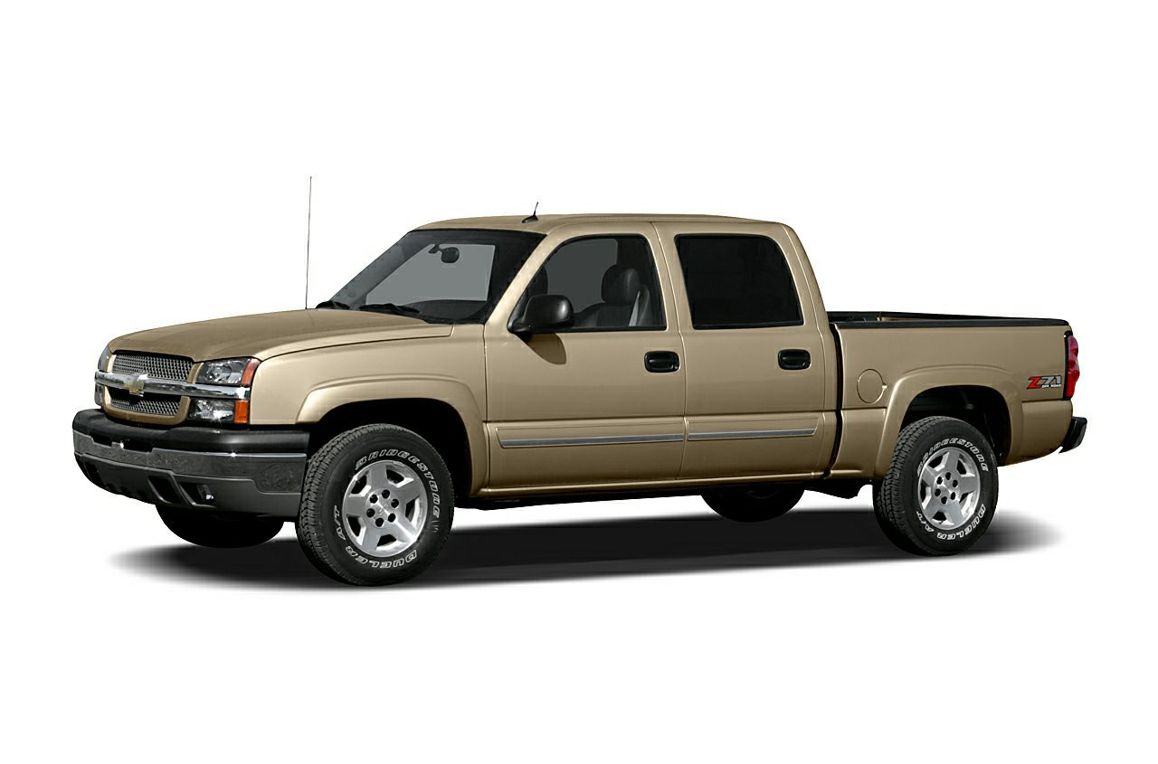 2004 Chevrolet Silverado 1500 LT Vortec 53L V8 SFI and 4-Speed Automatic with Overdrive Short Be