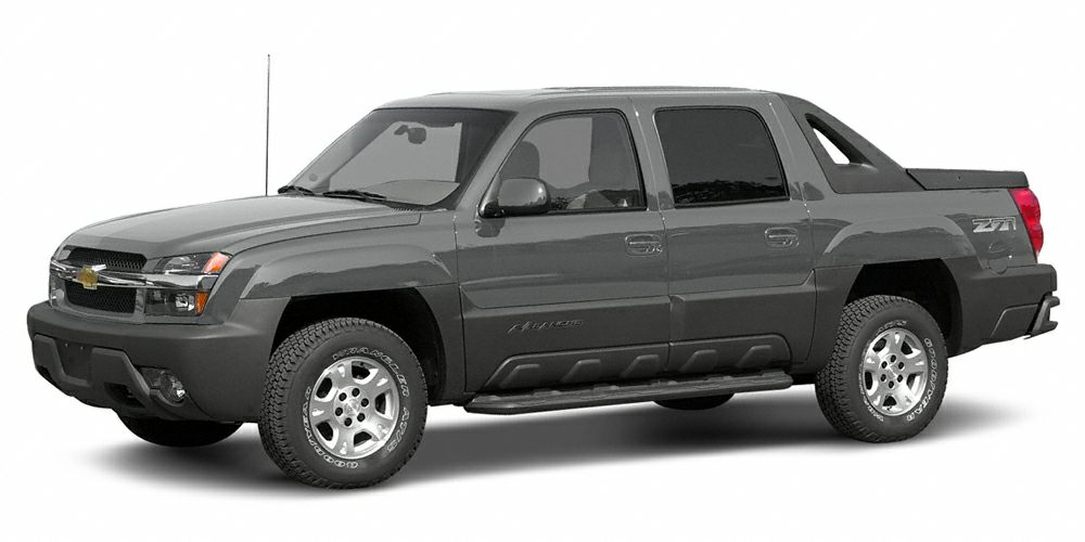 2004 Chevrolet Avalanche 1500 JUST ARRIVED - PICS SOON 4 WHEEL DRIVE  LEATHER TRIM  HALF THE M