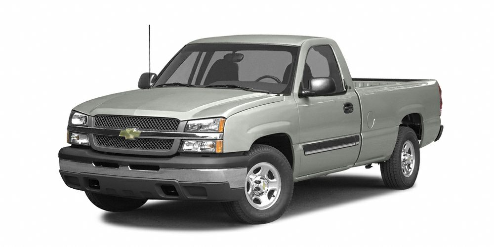 2004 Chevrolet Silverado 1500  This is the perfect do-it-all car that is guaranteed to amaze you w