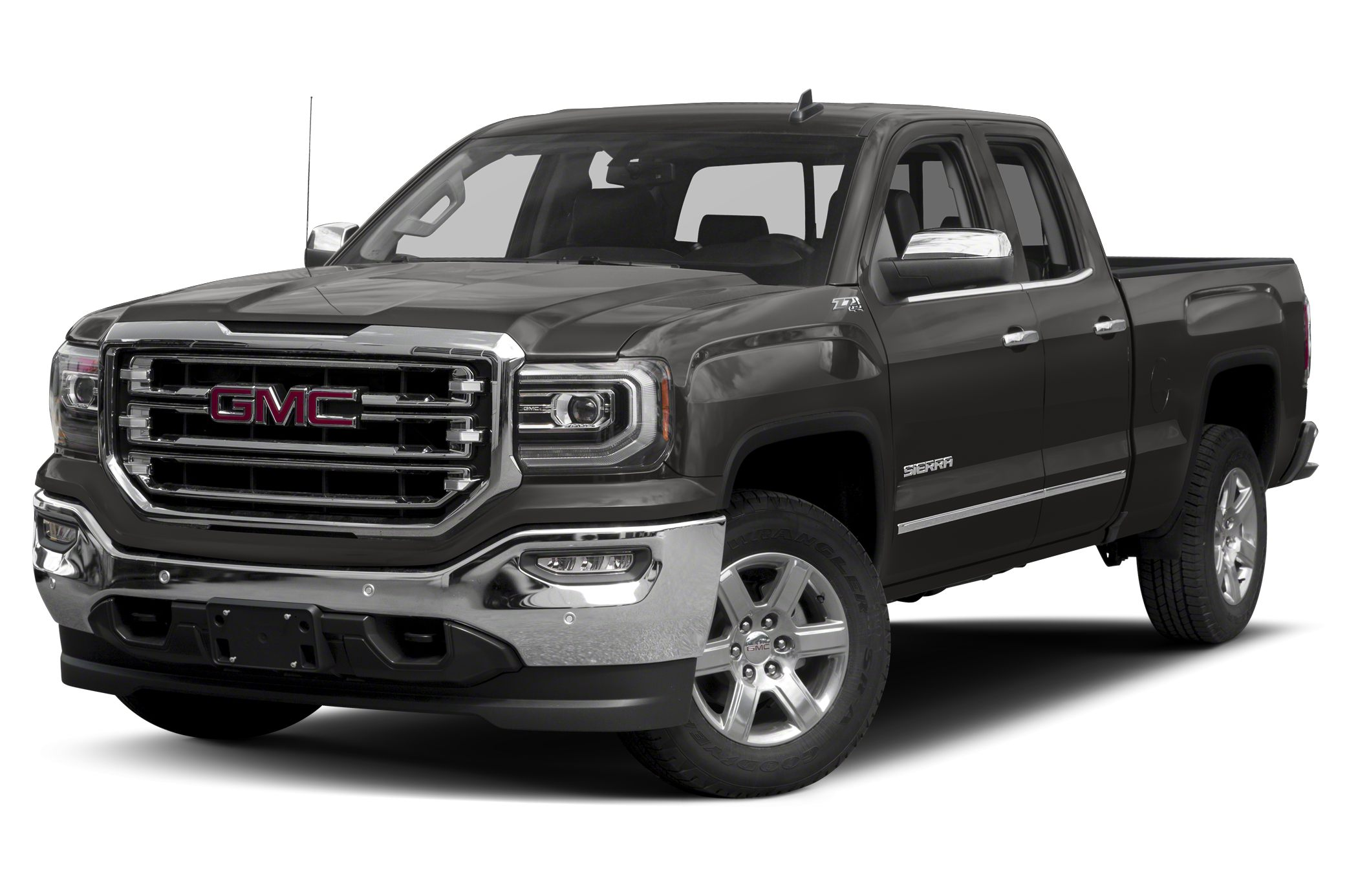 2018 GMC Sierra 1500 SLT With top features including the remote starter backup camera Bluetooth