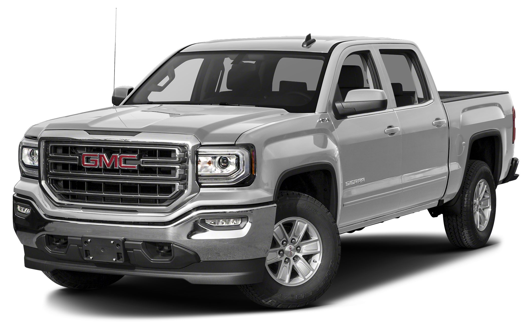 2018 GMC Sierra 1500 SLE Get ready to go for a ride in this 2018 GMC Sierra 1500 SLE which comes