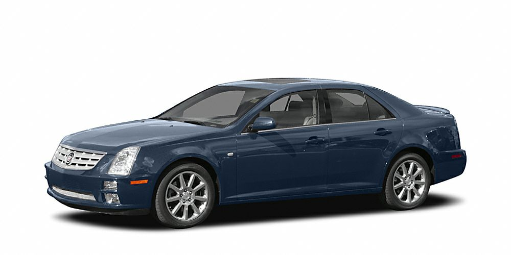 2005 Cadillac STS V6 Miles 118869Color Blue Stock ZB217034 VIN 1G6DW677450217034