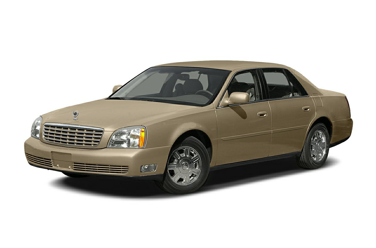2005 Cadillac DeVille Base Miles 78665Color Blue Stock P10545A VIN 1G6KD54Y25U144548