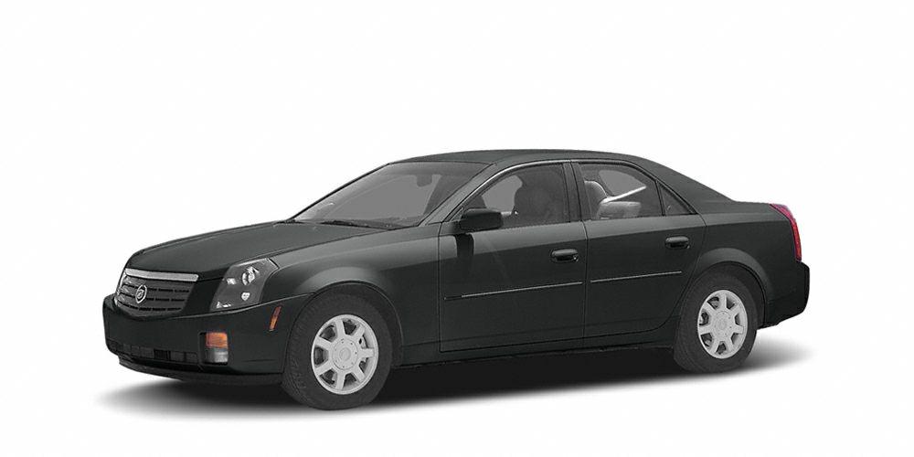 2005 Cadillac CTS Base Miles 75423Color Black Stock 16185 VIN 1G6DP567150111861
