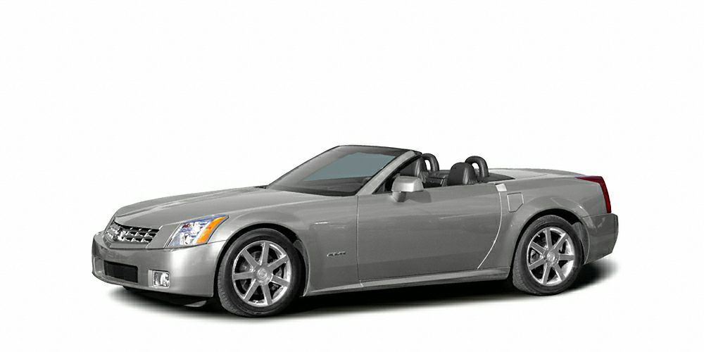 2005 Cadillac XLR Base Cannons exclusive 2 years or 24000 miles complimentary maintenance program