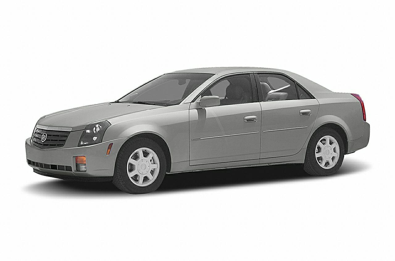 2005 Cadillac CTS Base Miles 110730Color Gray Stock 16573D VIN 1G6DP567350117287