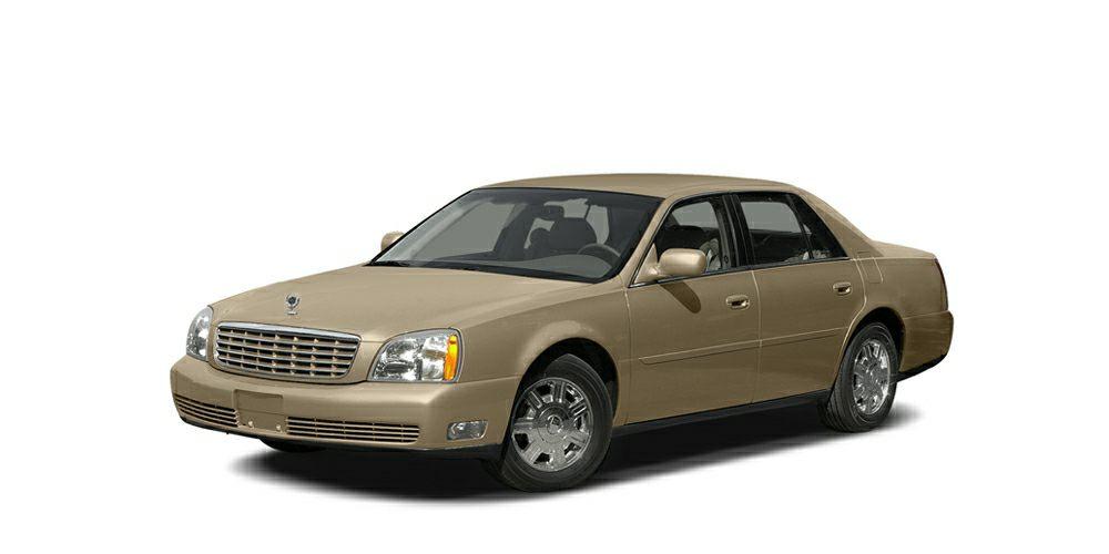 2005 Cadillac DeVille  Color Beige Stock K17918A VIN 1G6KD54YX5U226821