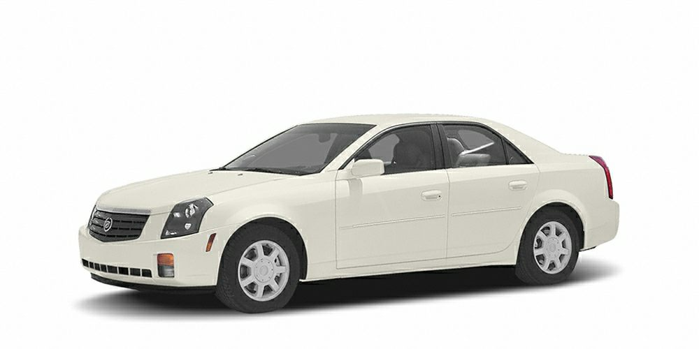 2005 Cadillac CTS Base Win a bargain on this 2005 Cadillac CTS 4DR SDN RWD 36L before its too la