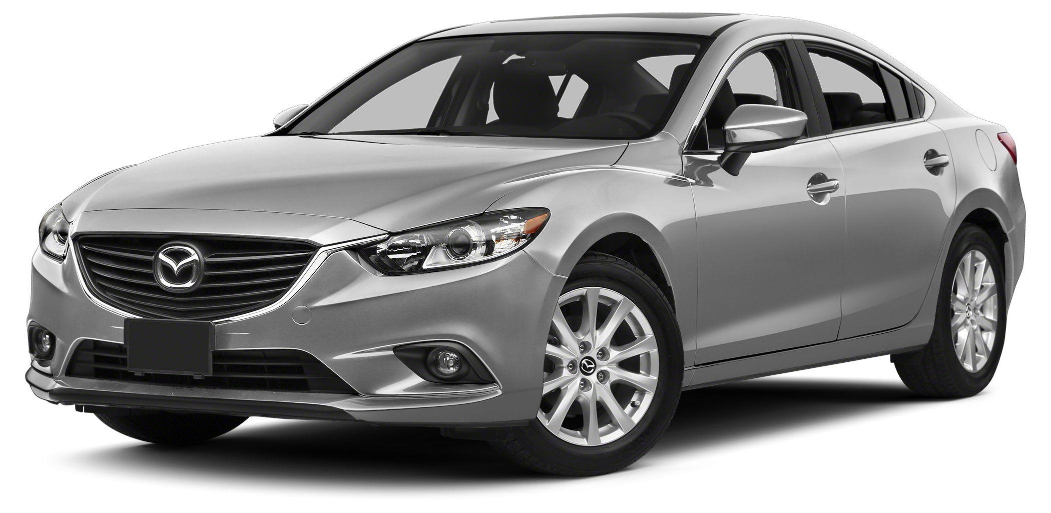 2014 Mazda MAZDA6 i Grand Touring Miles 26023Color Liquid Silver Metallic Stock PM1727 VIN J