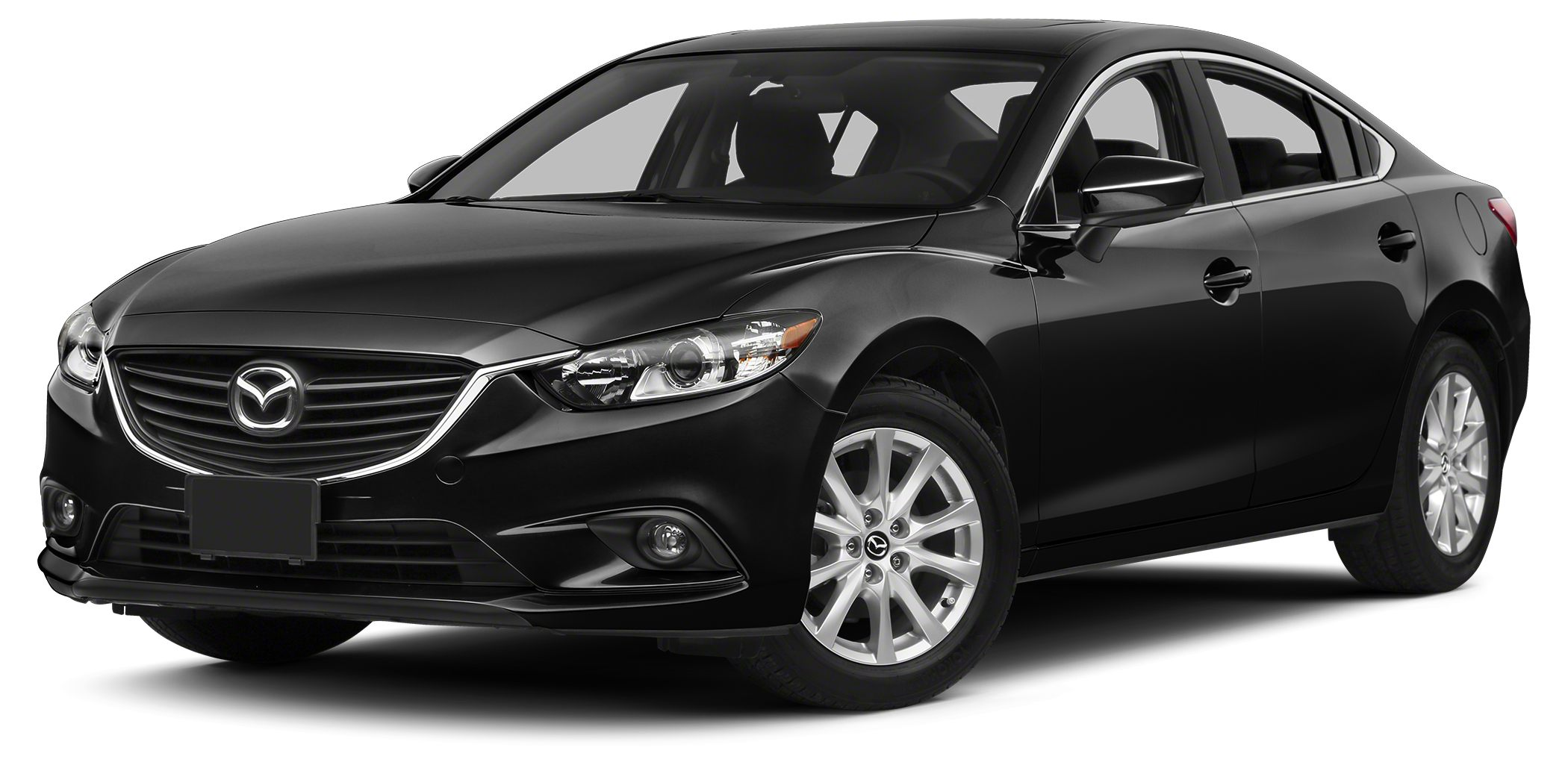 2015 Mazda MAZDA6 i Touring Miles 155Color Jet Black Stock PM1681 VIN JM1GJ1V61F1168795
