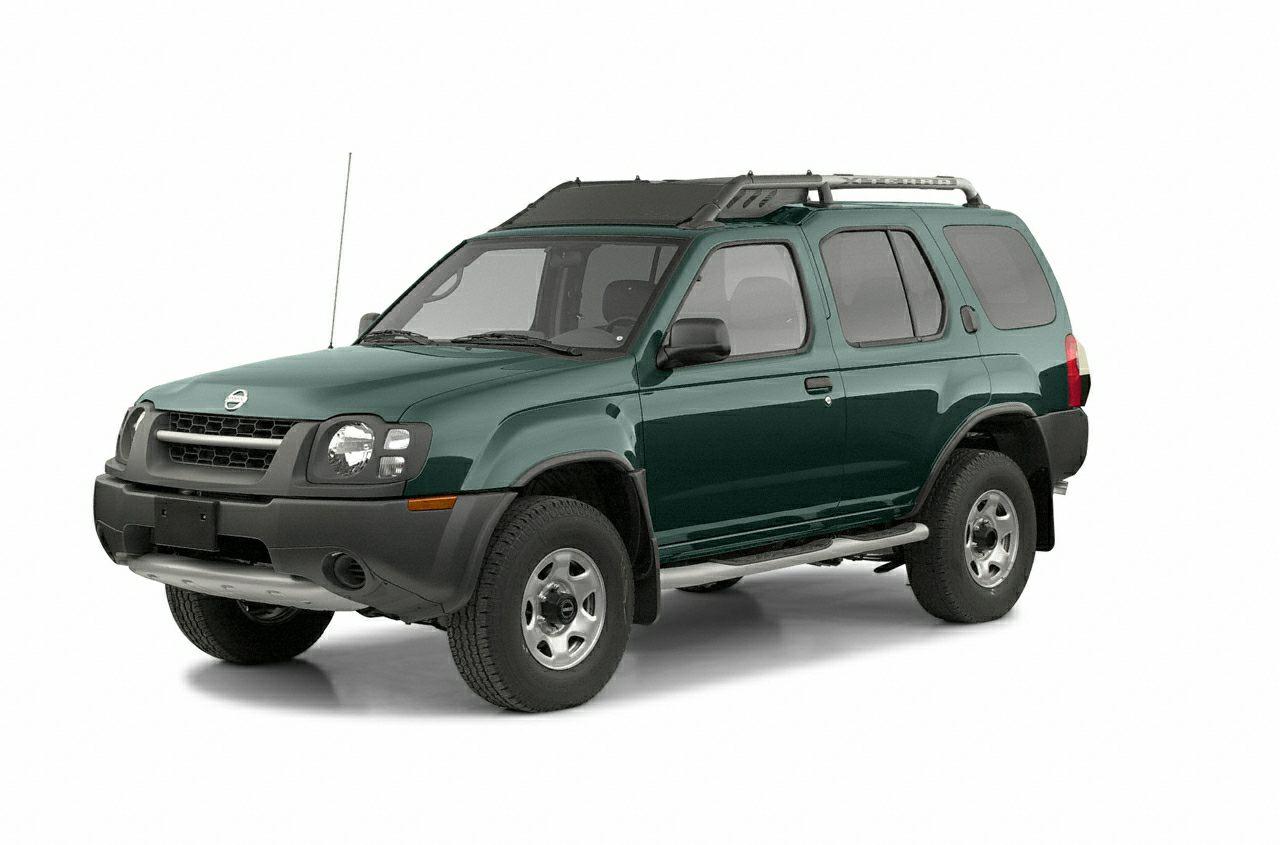 2002 Nissan Xterra  Miles 134432Color Blue Stock S2687B VIN 5N1ED28YX2C509185