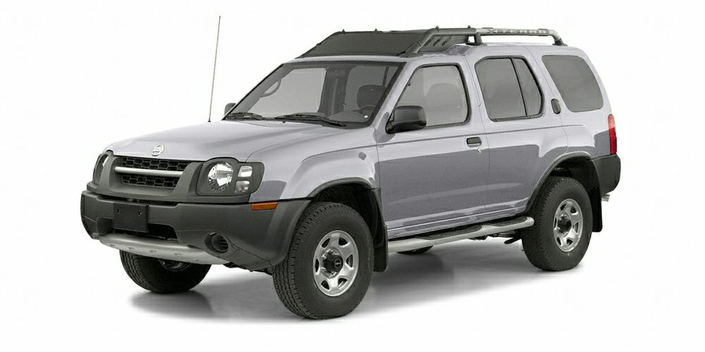 2002 Nissan Xterra XE 4D Sport Utility 4-Speed Automatic with Overdrive and Celadon wWoven Clot