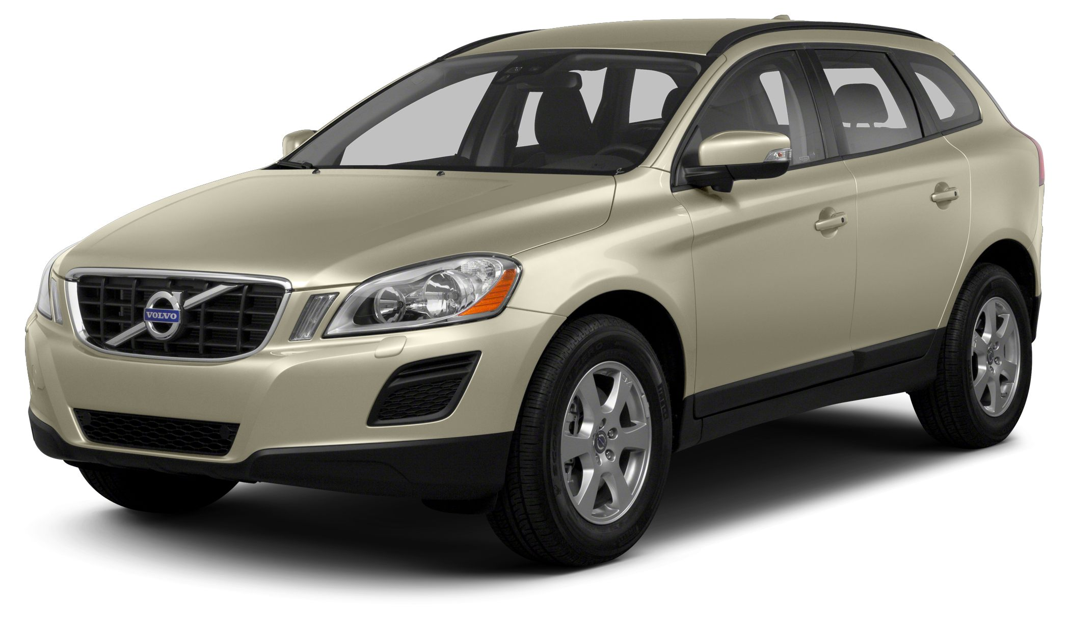 2013 Volvo XC60 T6 Miles 56959Color Seashell Metallic Stock LH2119A VIN YV4902DZ0D2380038