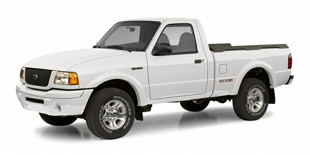 2002 Ford Ranger XL New Arrival Automatic Security System Popular Color Call Dealer to confirm av