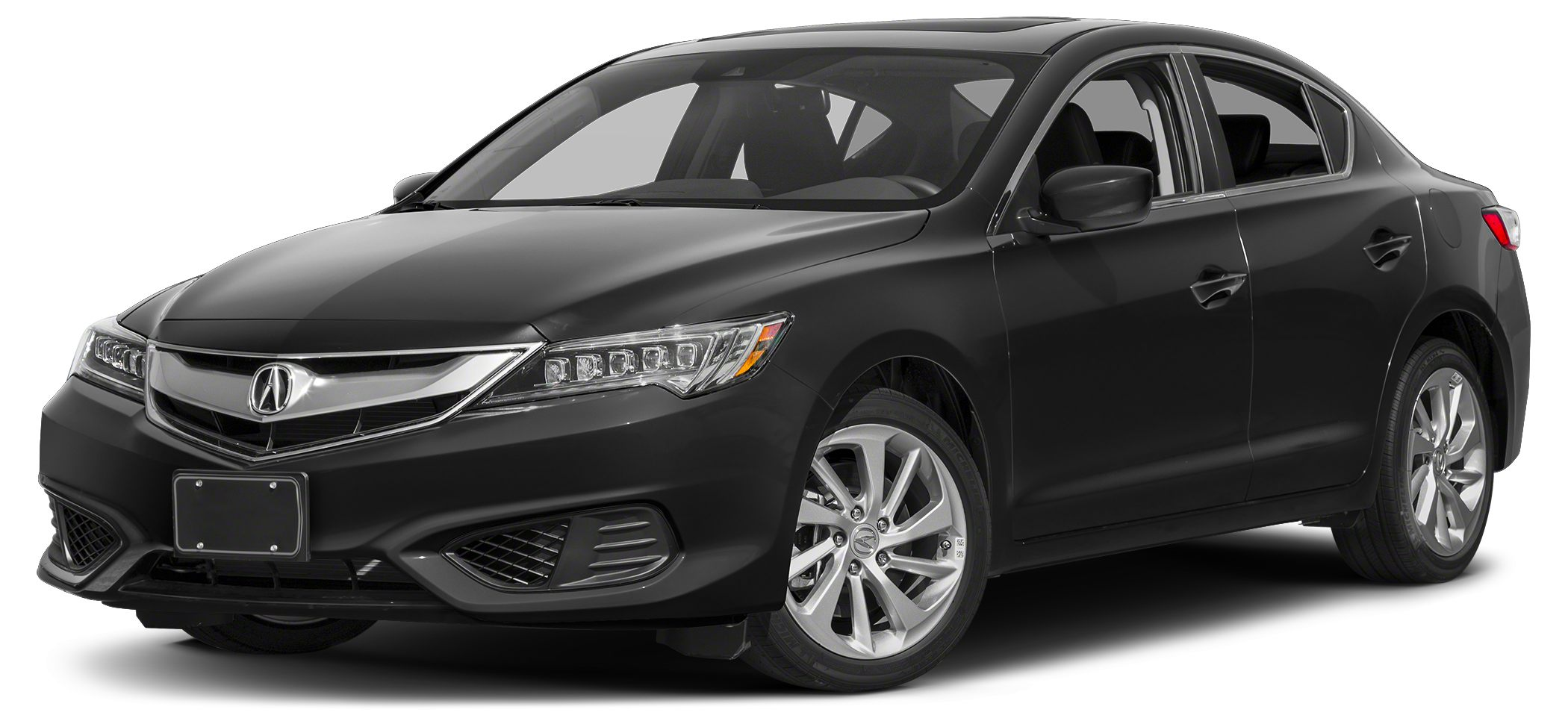 2017 Acura ILX Technology Plus Navigation with 3D View Miles 2Color Modern Steel Metallic Stoc