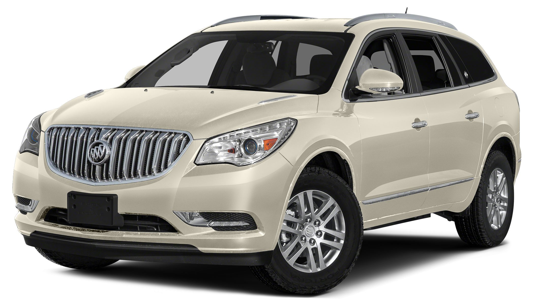 2014 Buick Enclave Premium EPA 24 MPG Hwy17 MPG City CARFAX 1-Owner LOW MILES - 31006 Heated