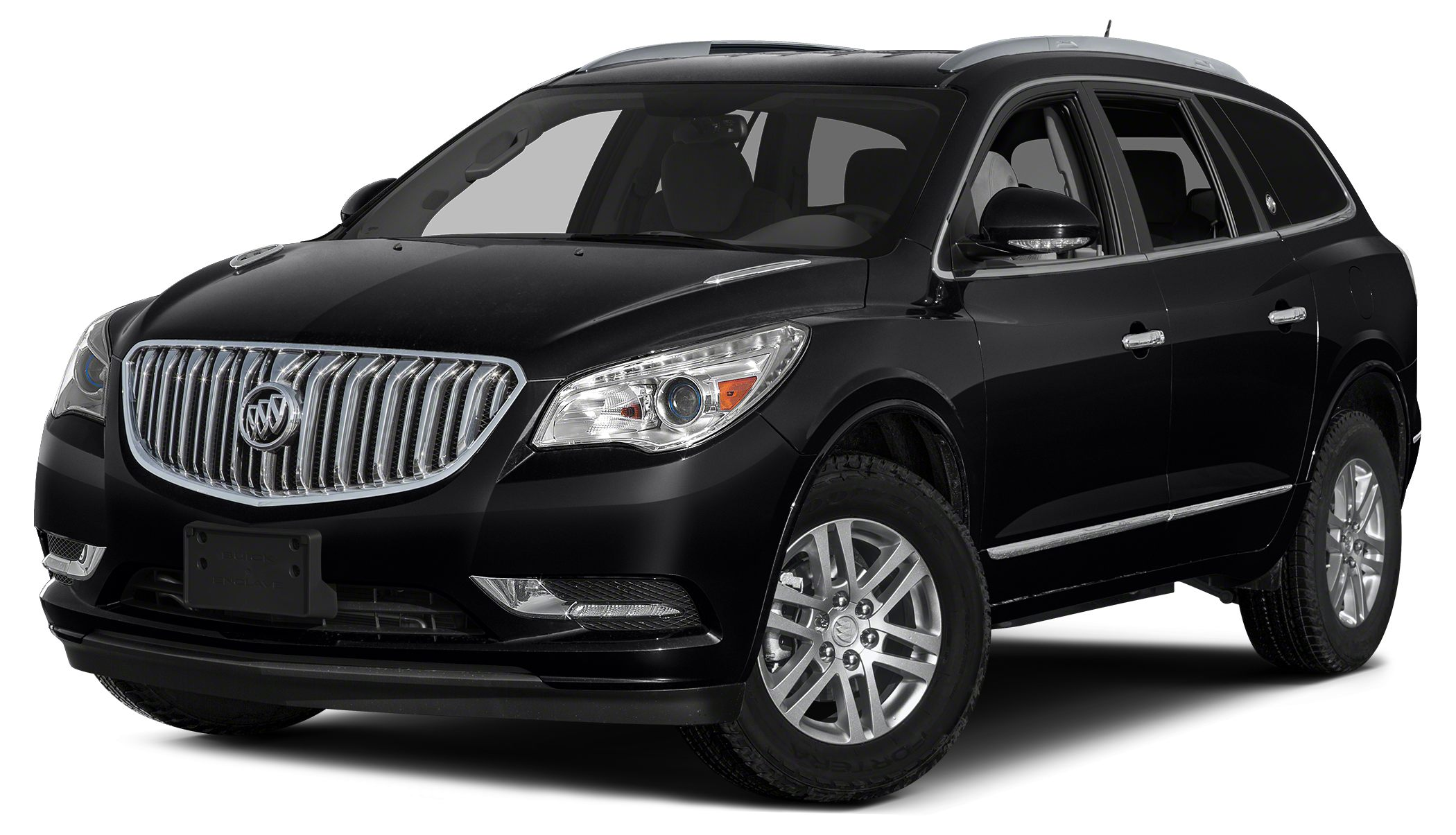 2017 Buick Enclave Leather Miles 5Color Ebony Stock H114034 VIN 5GAKRBKD2HJ114034
