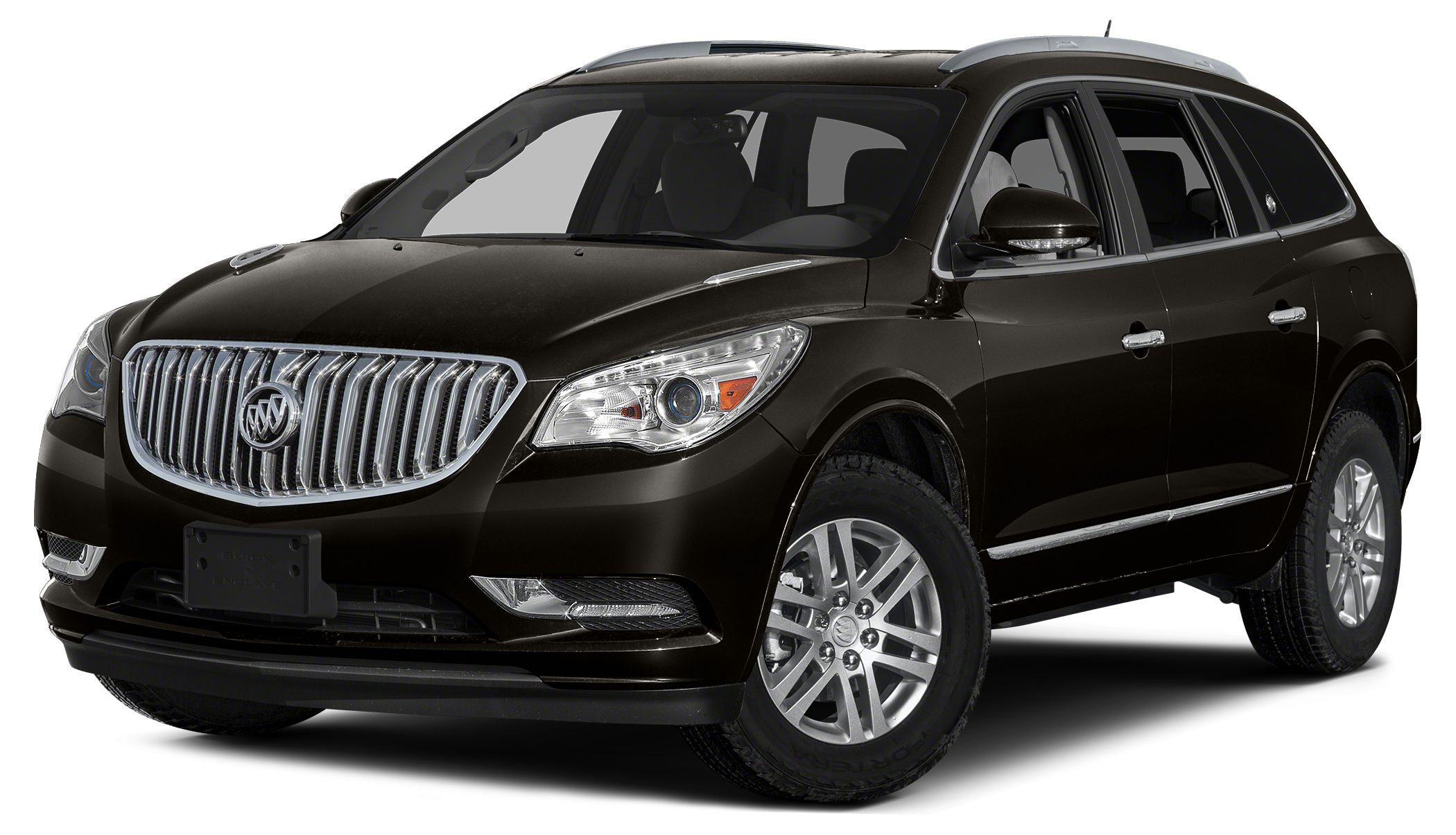 2017 Buick Enclave Leather It doesnt get much better than this 2017 Buick Enclave Leather which