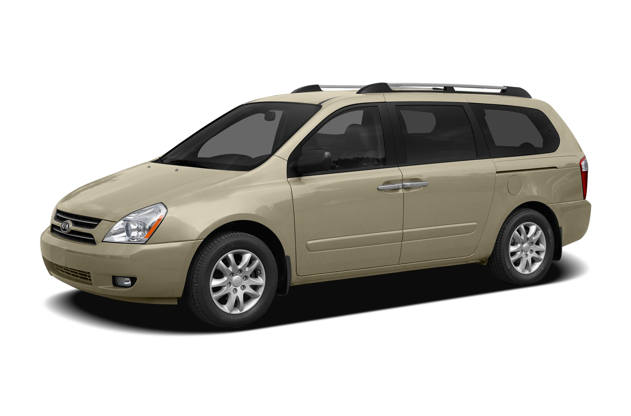 2010 Kia Sedona Base Miles 107007Color Sunset Gold Metallic Stock B18623A VIN KNDMG4C34A6351