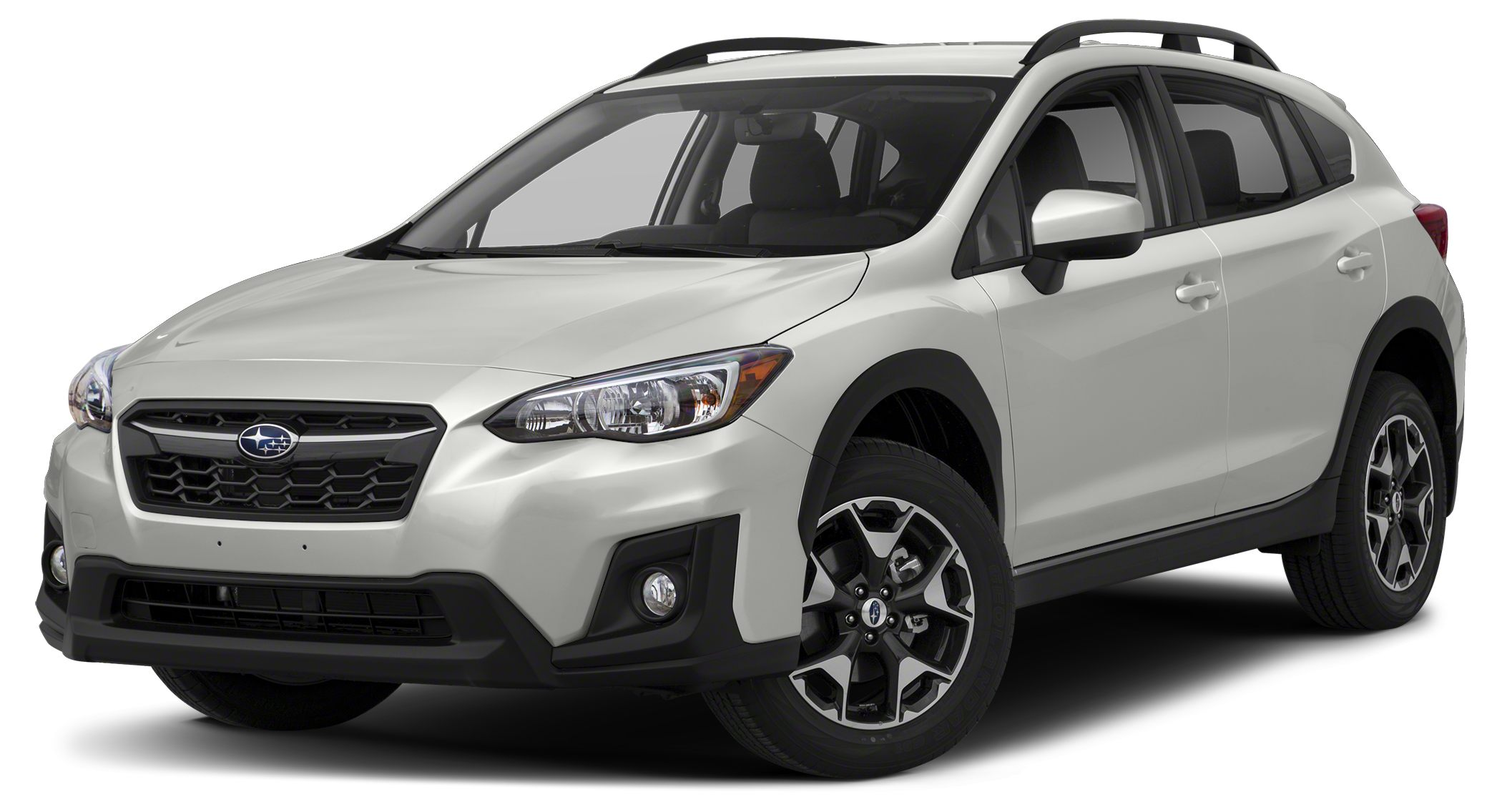 2018 Subaru Crosstrek 20i Premium 3327 HighwayCity MPG Miles 5296Color Crystal White Pearl