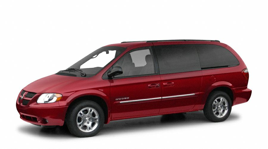 2001 Dodge Grand Caravan Sport Dodge has outdone itself with this terrific-looking Vehicle New Ar