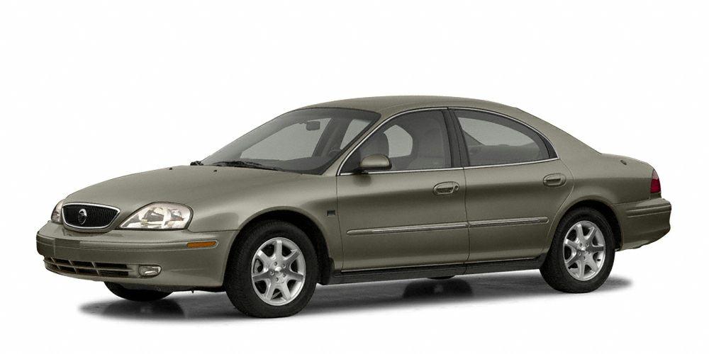 2002 Mercury Sable LS Premium CASH DEAL ONLY  INTERNET SPECIAL  power windowslocks V6 au