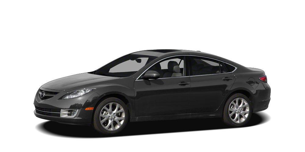 2011 Mazda MAZDA6 i Sport Miles 87025Color Ebony Black Stock 101790B VIN 1YVHZ8BH7B5M15231