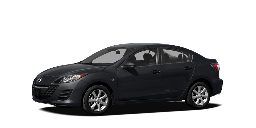 2011 Mazda MAZDA3 i Touring ONE OWNER Moonroof6CD Changer wBose Audio Package BOSE Audio Syste