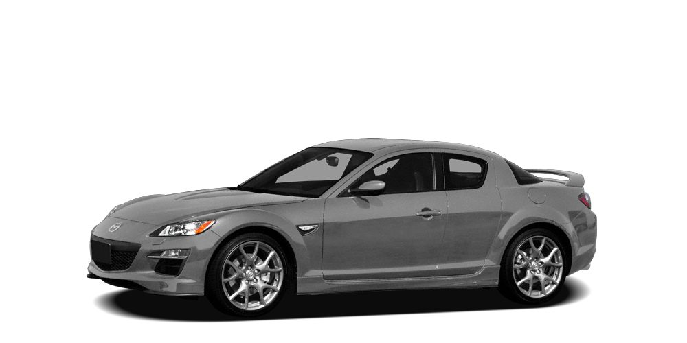2011 Mazda RX-8 Sport COMPLIMENTARY ROYAL SHIELD VEHICLE LIMITED WARRANTY FOR 3 MONTHS OR 4000