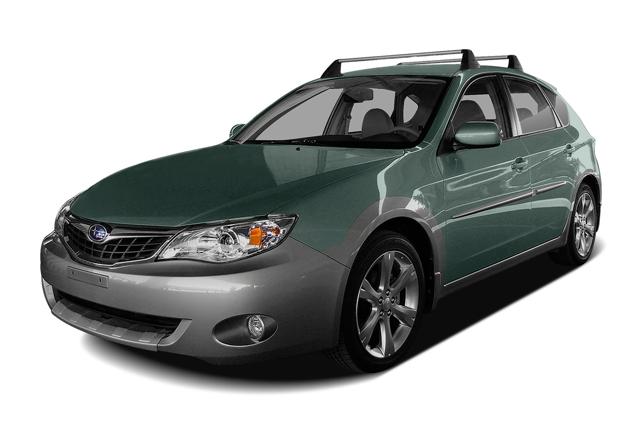 2011 Subaru Impreza Outback Sport LOCAL TRADE and ONE OWNER Stick shift Rally Race Inspi